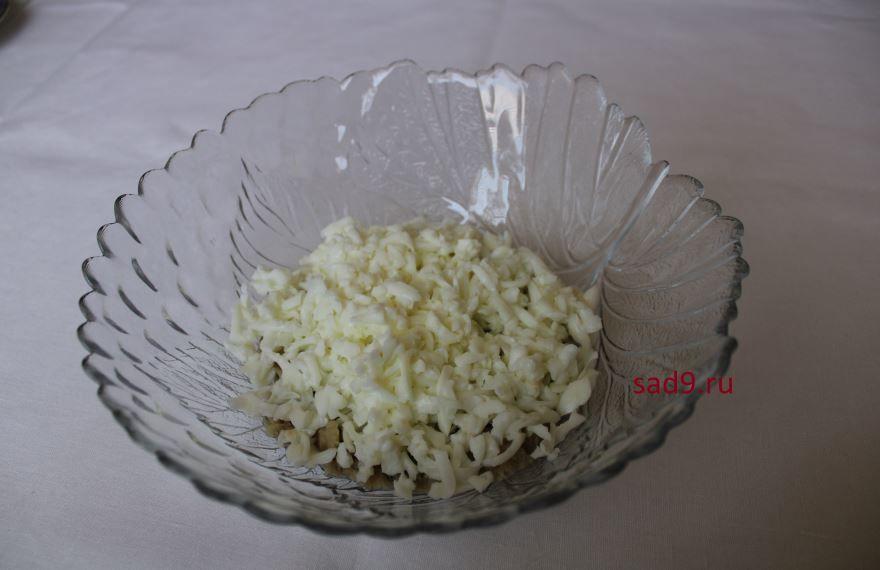 Салат Мимоза рецепт пошаговый