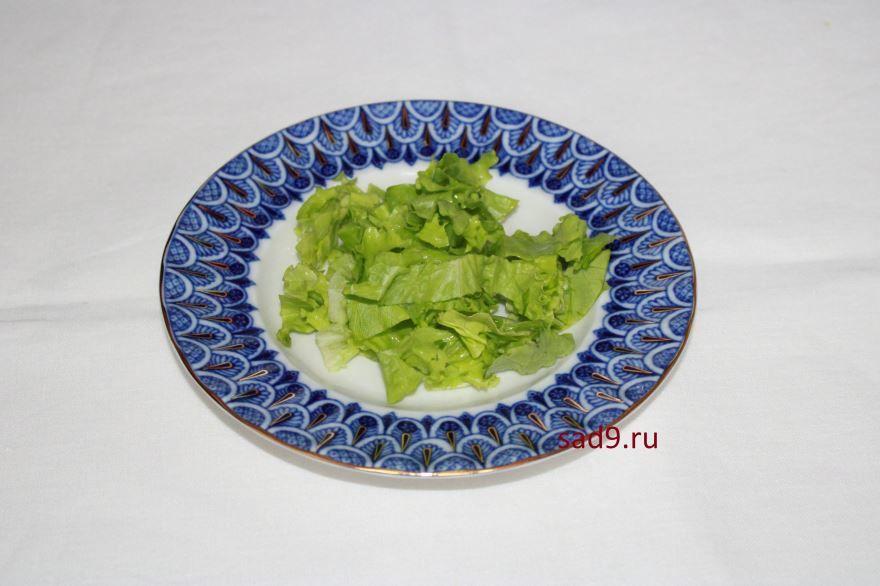 Греческий салат рецепт с фото