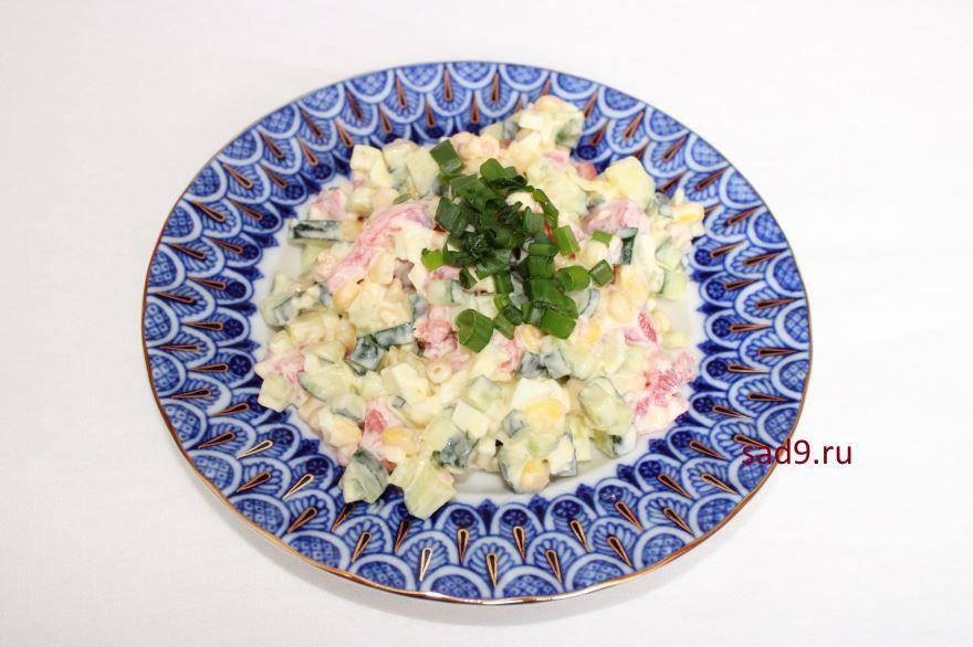 Очень вкусные рецепты салатов с семгой