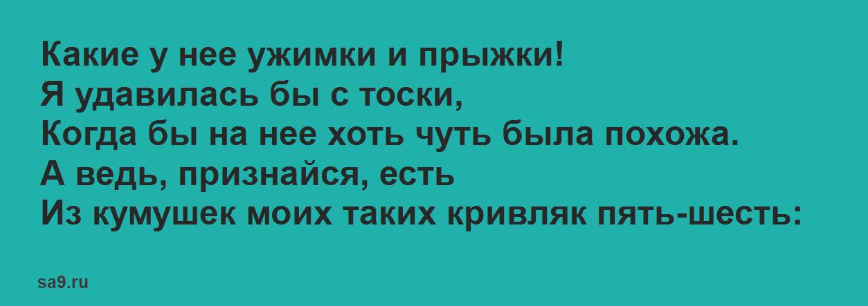 Басня Крылова 'Зеркало и обезьяна'