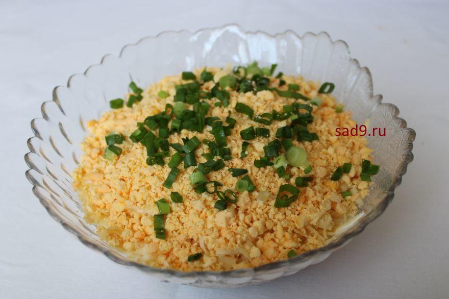 Рецепт и способ приготовления салата Мимоза, пошагово с фото