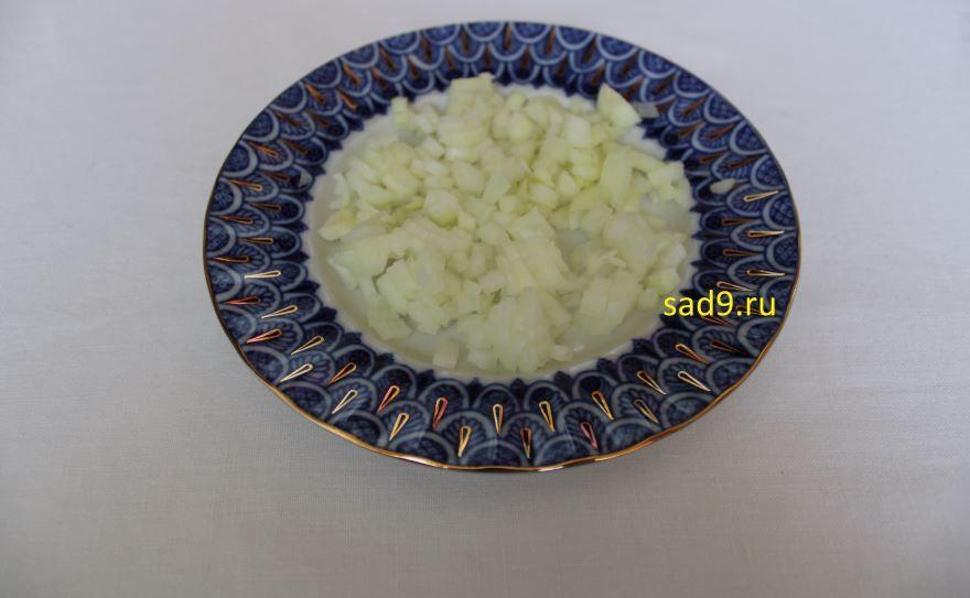 Простой рецепт салата из капусты пошагово