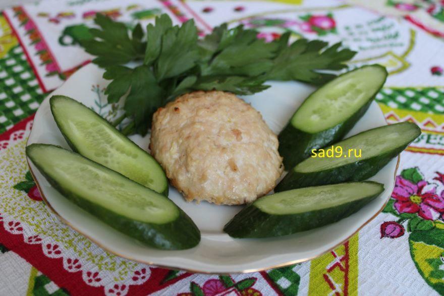 Котлеты из куриной грудки, простой рецепт и способ приготовления с фото