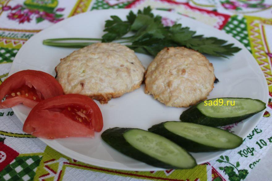 Рецепт котлет из куриных грудок, с фото