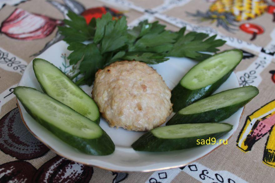 Котлеты из куриного филе, рецепт с фото