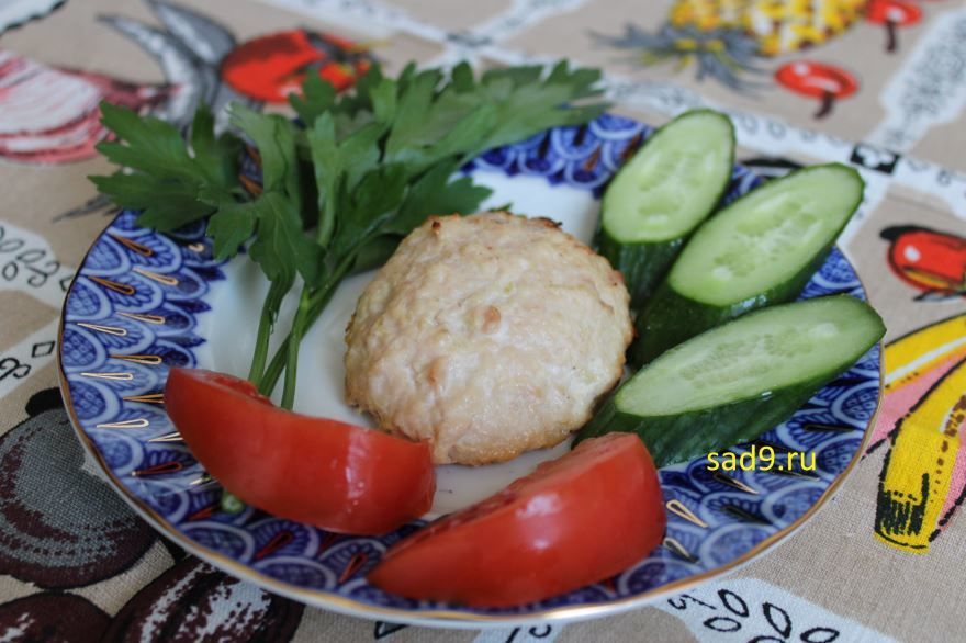 Котлеты из куриного филе, вкусный и простой рецепт приготовления