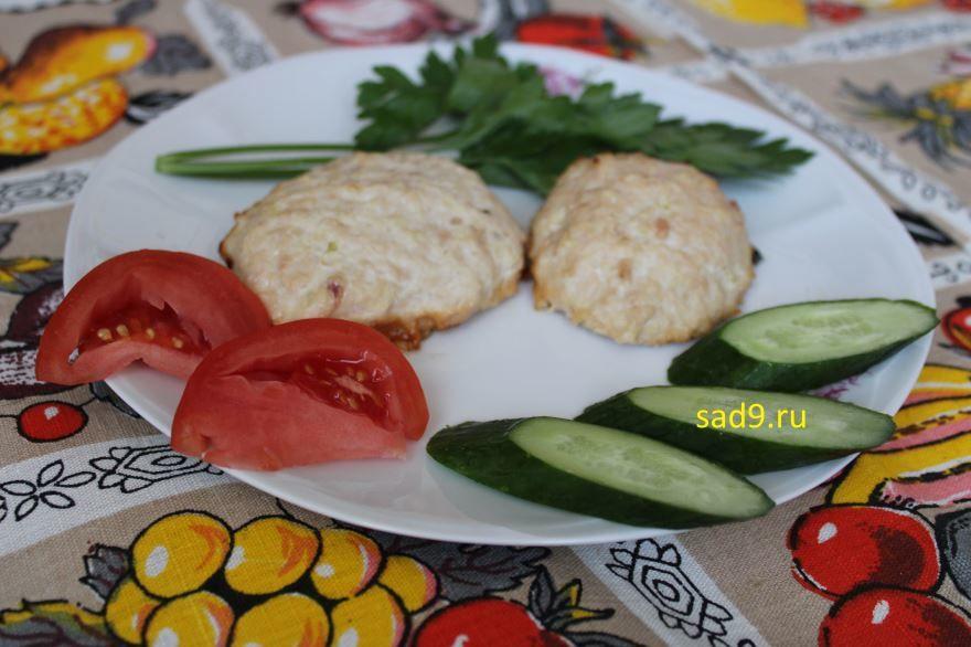 Вкусные и простые котлеты из куриного филе, рецепт