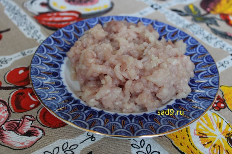 Котлеты из куриных грудок, рецепт с фото