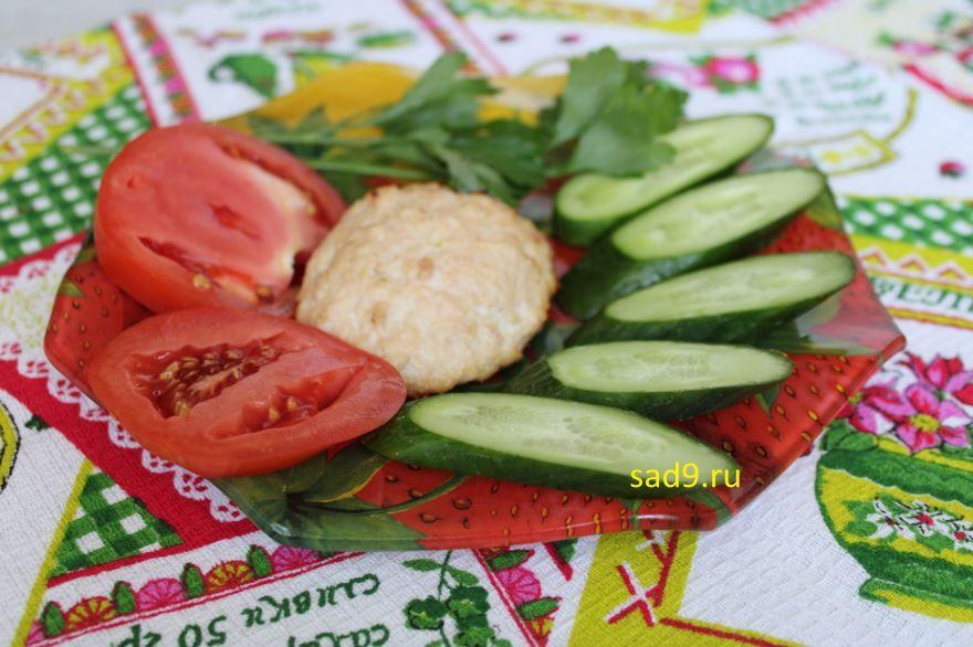 Рецепт и способ приготовления котлет из куриного фарша с фото