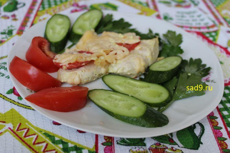 Рецепт курицы с сыром в домашних условиях