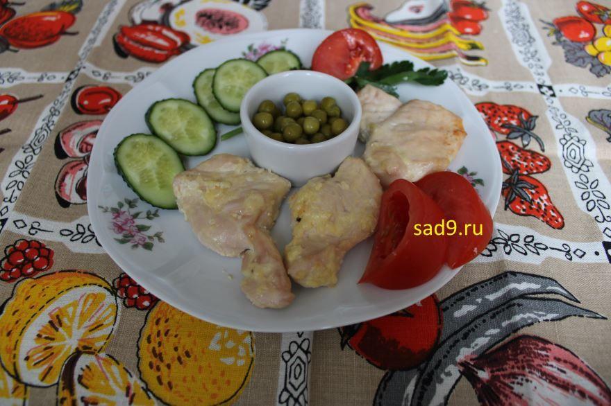 Рецепт курицы в домашних условиях