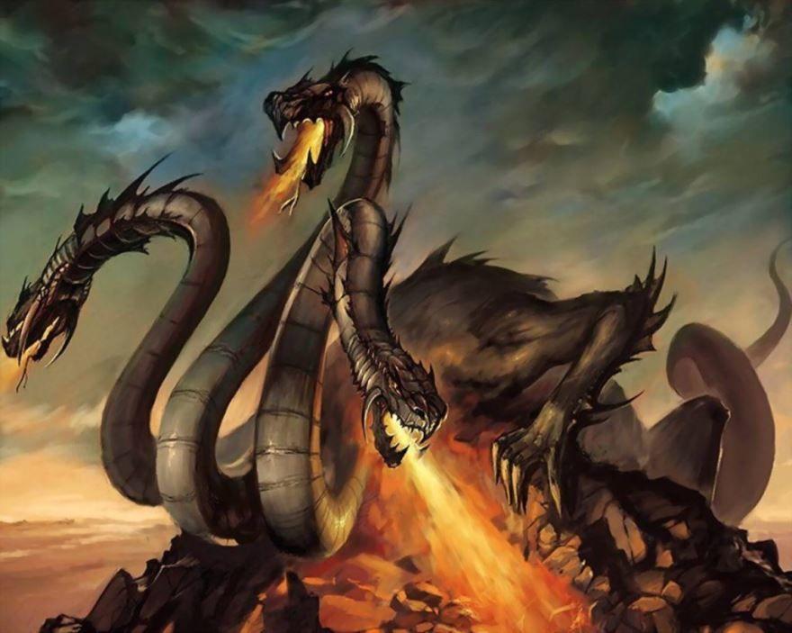 Былина Добрыня и Змей