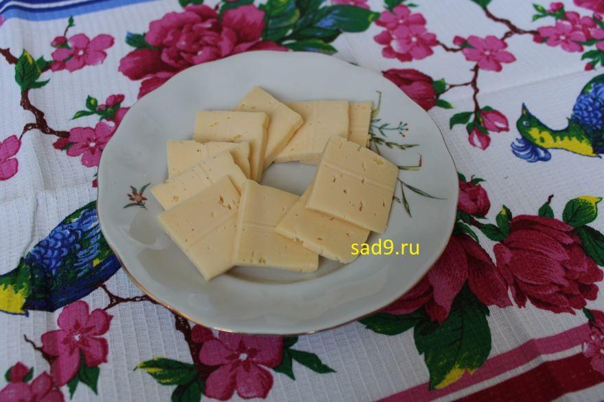 Куриные котлеты с сыром, рецепт пошагово с фото