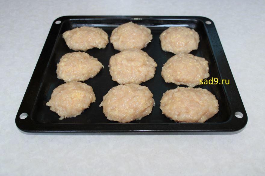 Куриные котлеты с сыром, вкусный и простой рецепт приготовления в домашних условиях