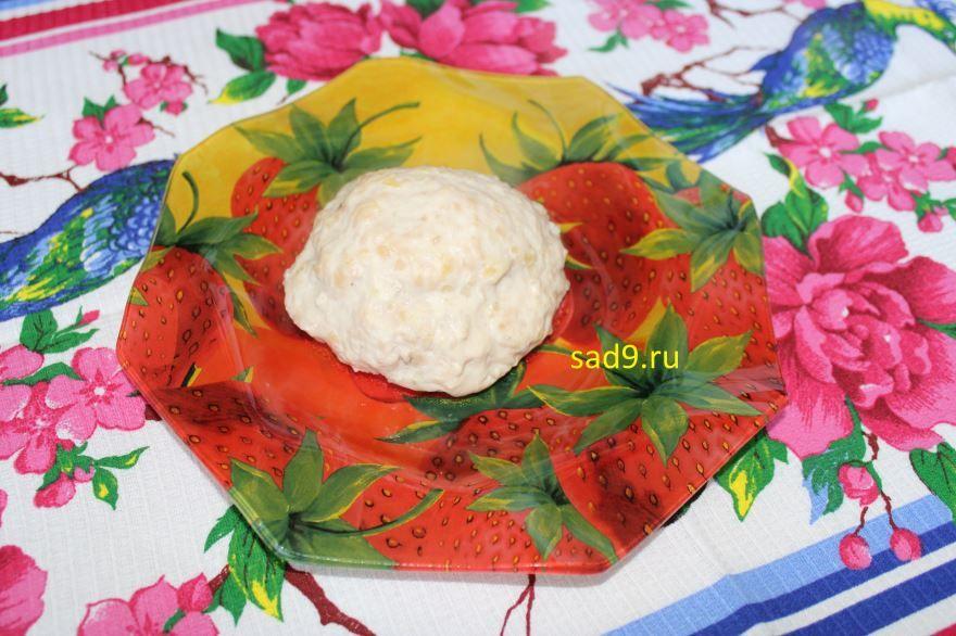 Куриные котлеты с сыром, с фото пошагово
