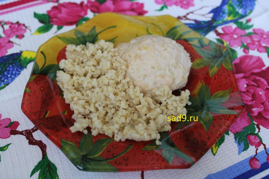 Куриные котлеты с сыром, рецепт и способ приготовления с фото