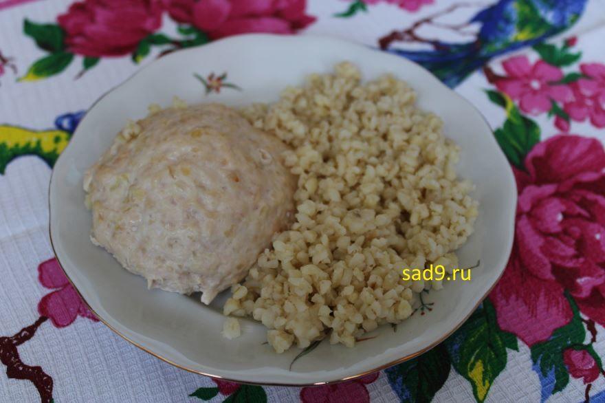 Куриные котлеты с сыром, с фото в домашних условиях
