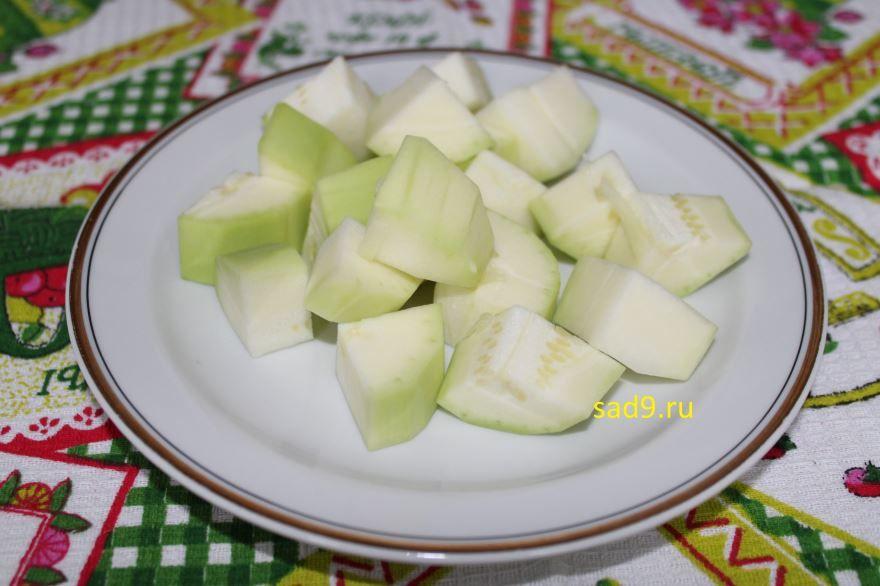 Котлеты из кабачков, с фото пошагово