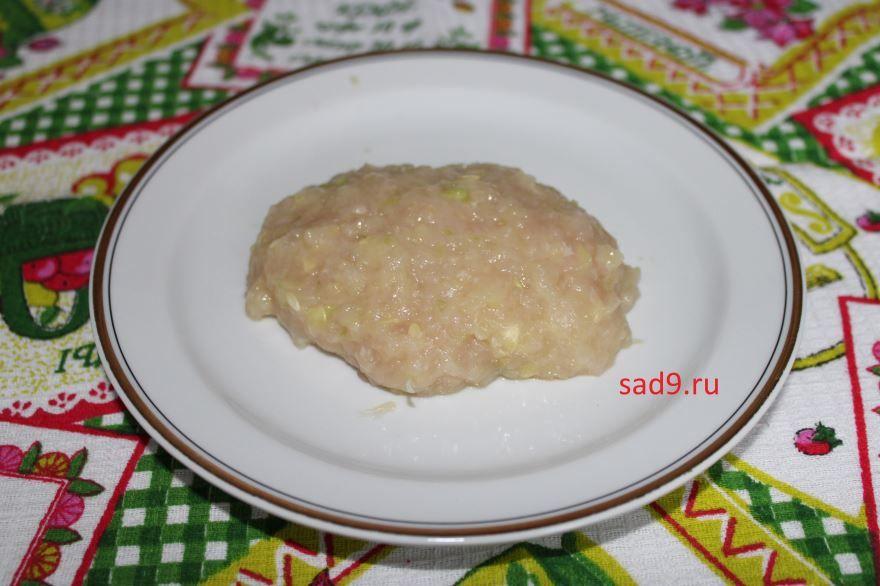 Котлеты из кабачков, самый вкусный и простой рецепт
