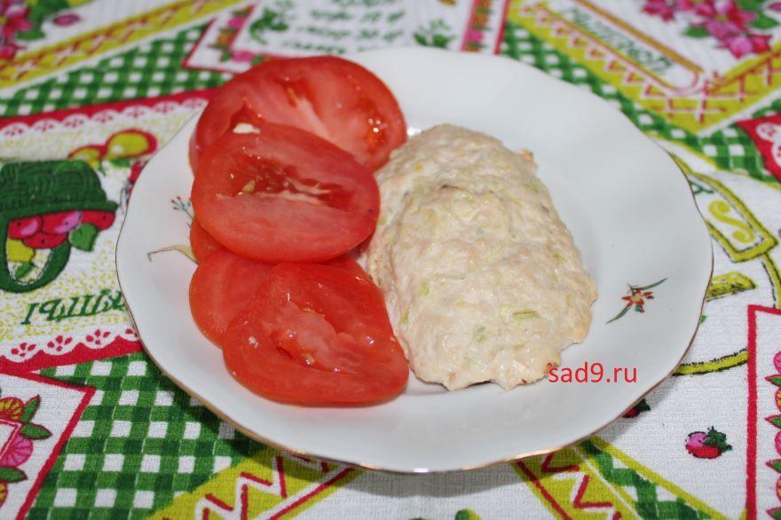 Вкусный и простой рецепт котлет с кабачком, с фото
