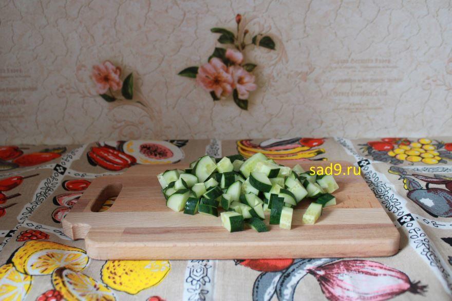 Запеченные овощи в духовке с фото пошагово