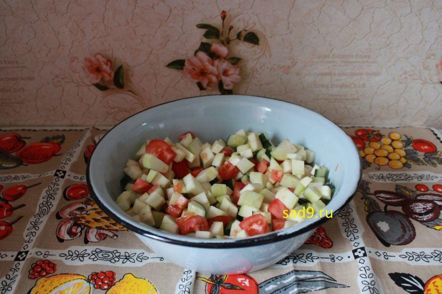 Запеченные овощи в духовке рецепт и способ приготовления пошагово с фото