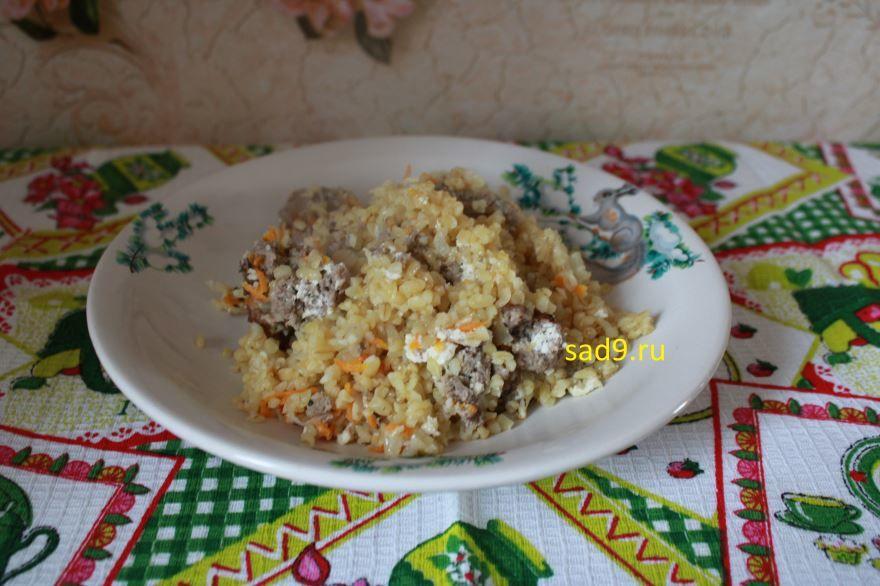 Простой рецепт вкусного блюда в духовке из фарша