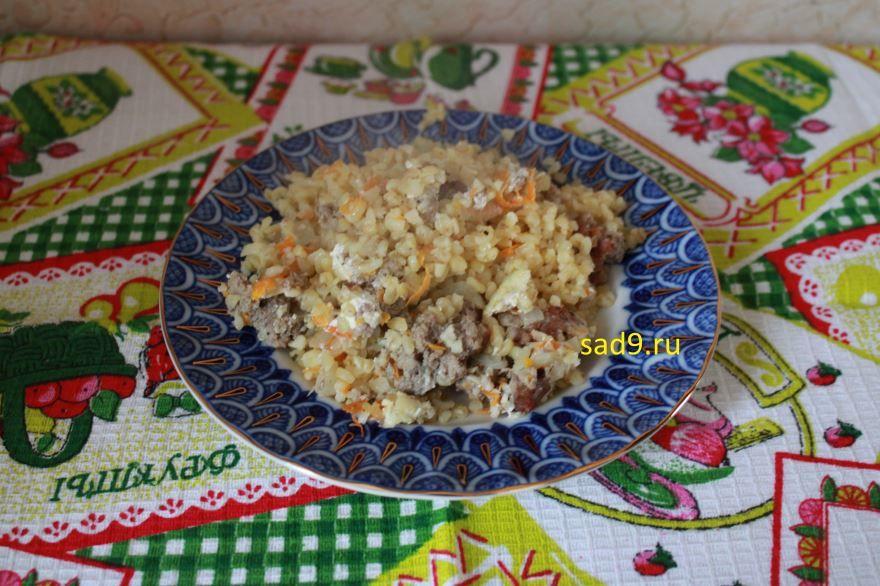 Простой способ приготовления блюда из фарша с фото пошагово