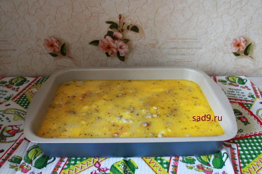 Рецепт и способ приготовления второго блюда из фарша с булгуром, в духовке