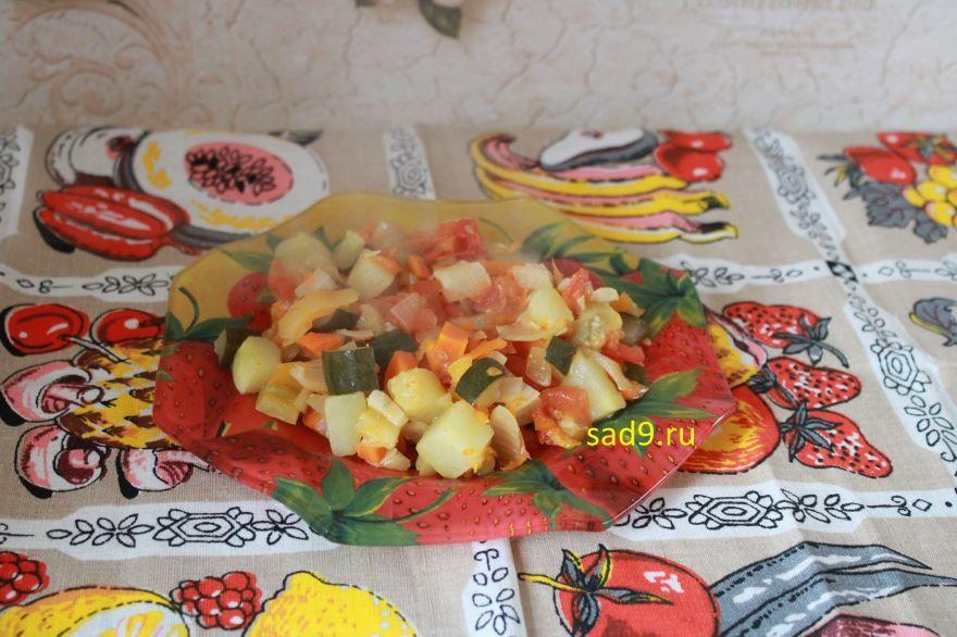 Вкусный рецепт баклажанов в духовке сделанный в домашних условиях