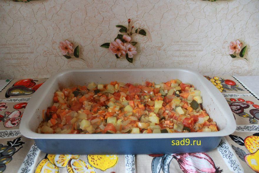 Рецепт и способ приготовления баклажанов в духовке с фото пошагово