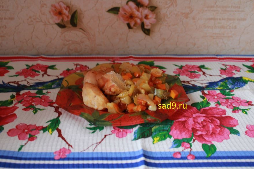 Куриное филе приготовленное в духовке с фото пошагово
