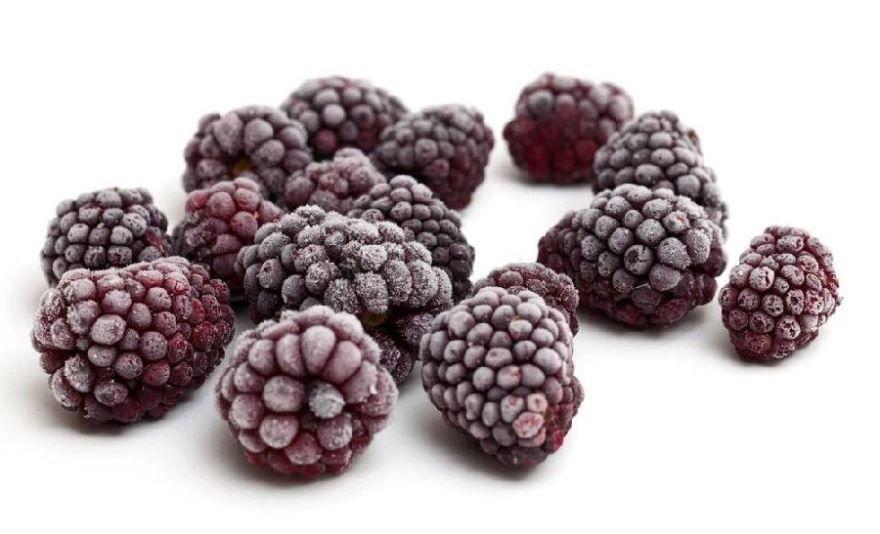 Замороженные ягоды шелковицы