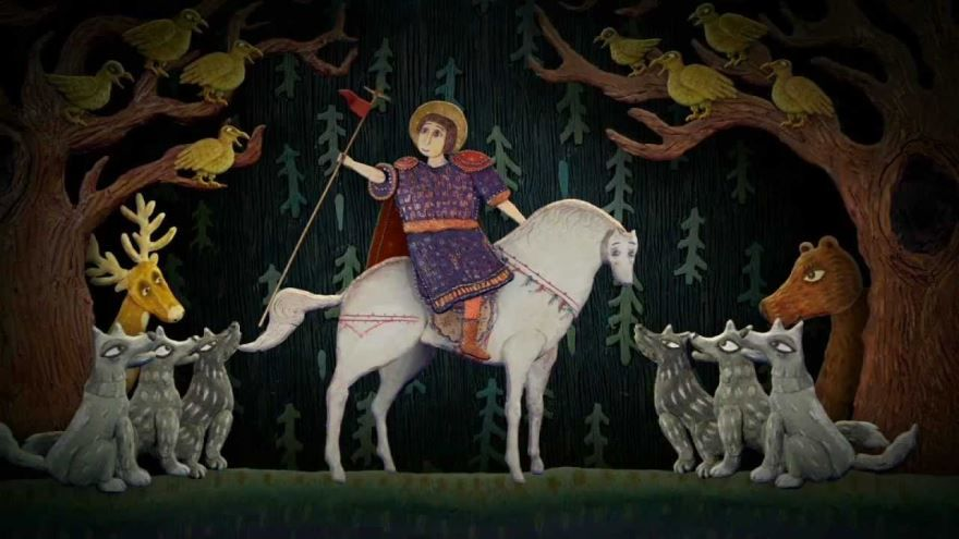 Сказка О Георгии Храбром и о волке, Даль Владимир Иванович