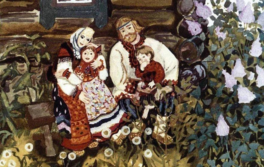 Сказка Привередница, Даль Владимир Иванович