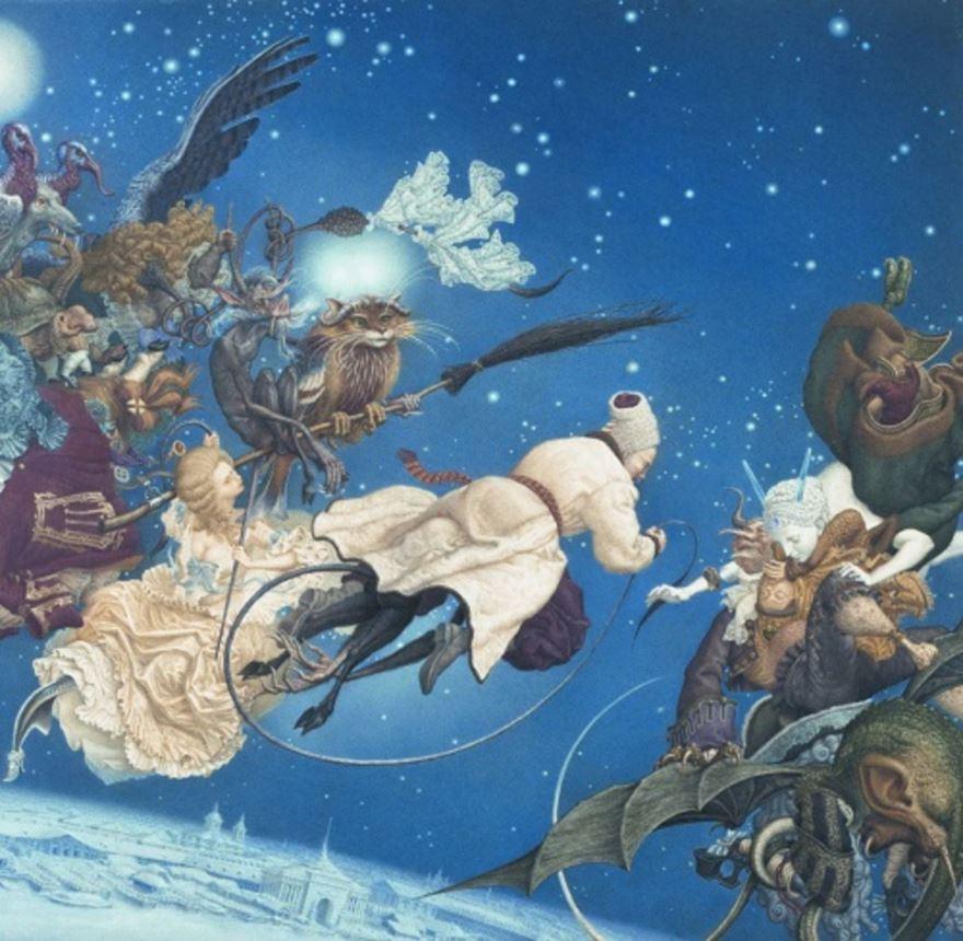 Повесть Ночь перед Рождеством, Гоголя Николая Васильевича