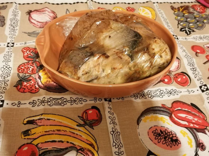 Простой рецепт рыбы в духовке