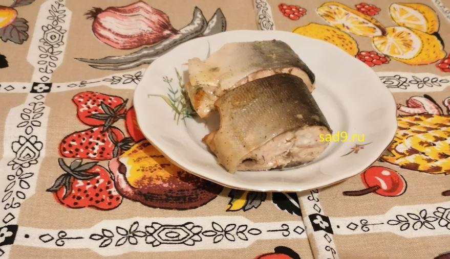 Приготовление рыбы в духовке, вкусный и простой рецепт