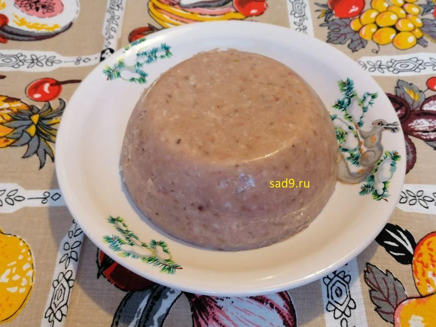 Домашний холодец вкусный и простой рецепт сделанный в домашних условиях