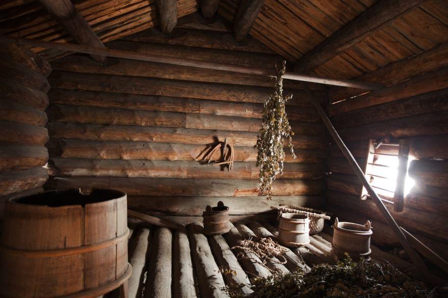 Смотреть деревенские бани