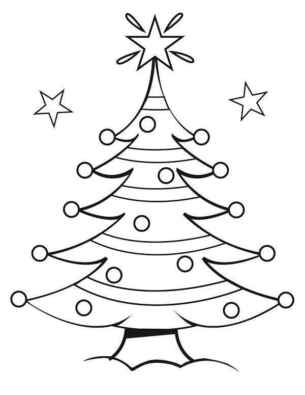 Новогодние раскраски для девочек 3 лет, скачать и распечатать бесплатно