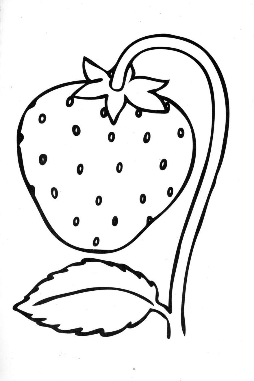 Легкая раскраска для девочки 3 лет, распечатать бесплатно