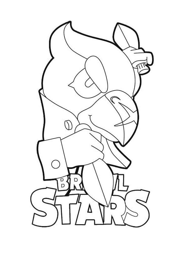 Раскраски Браво старс ворон для девочек 9 лет