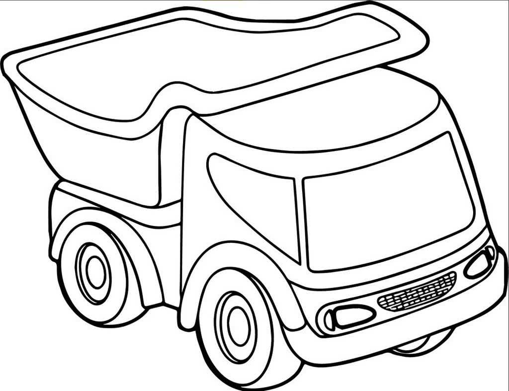 Машина раскраска для мальчика 5 лет