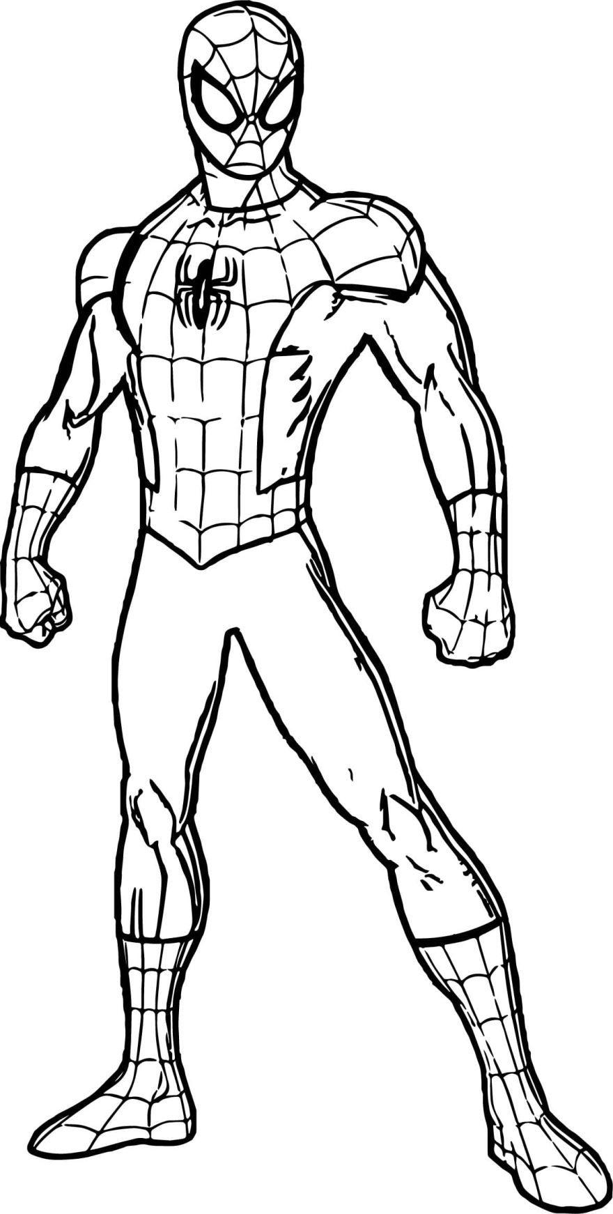 """""""Человек паук"""" раскраски для мальчиков. Скачать ..."""
