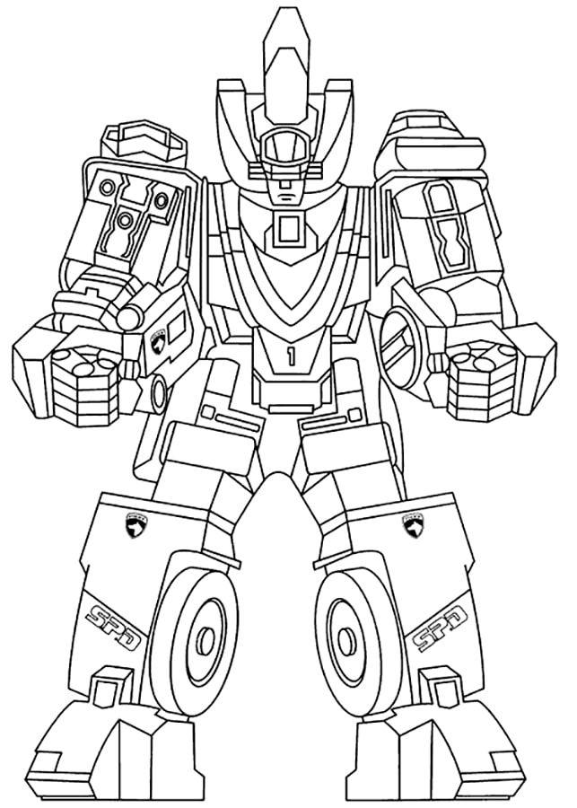Раскраски роботы трансформеры, скачать и распечатать бесплатно
