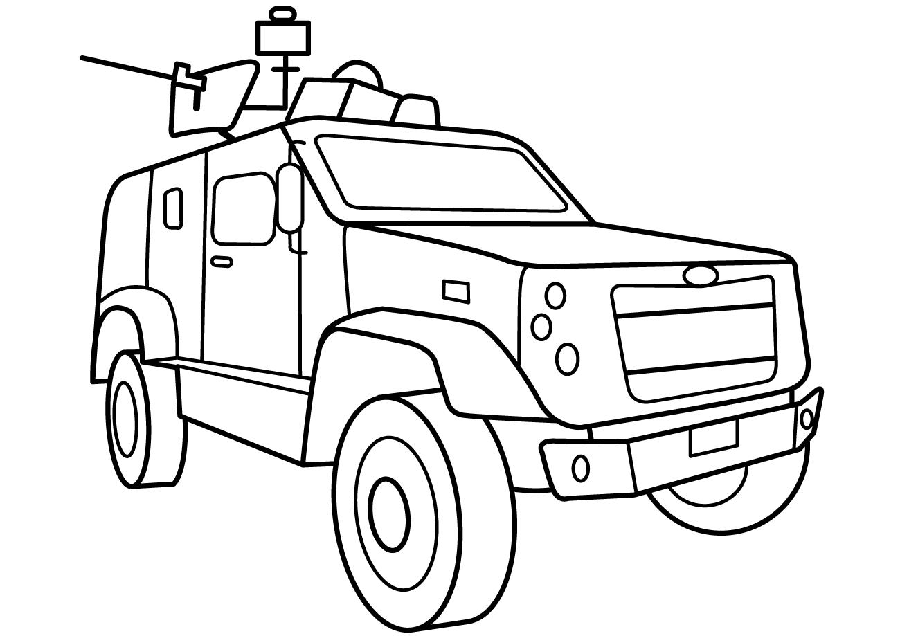 Военные раскраски для мальчиков