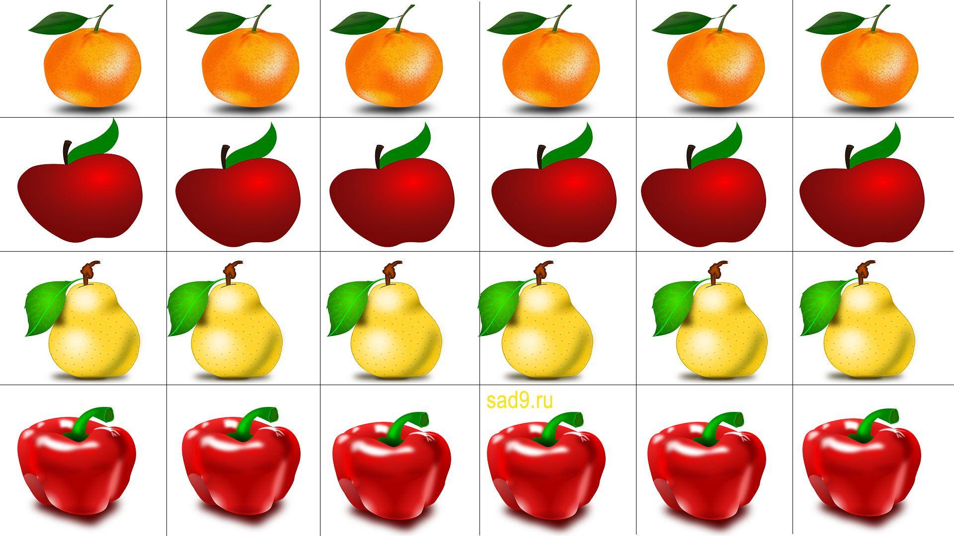 Дидактический материал по математике для дошкольников