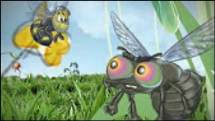 Читать басню Михалков полностью Муха и Пчела