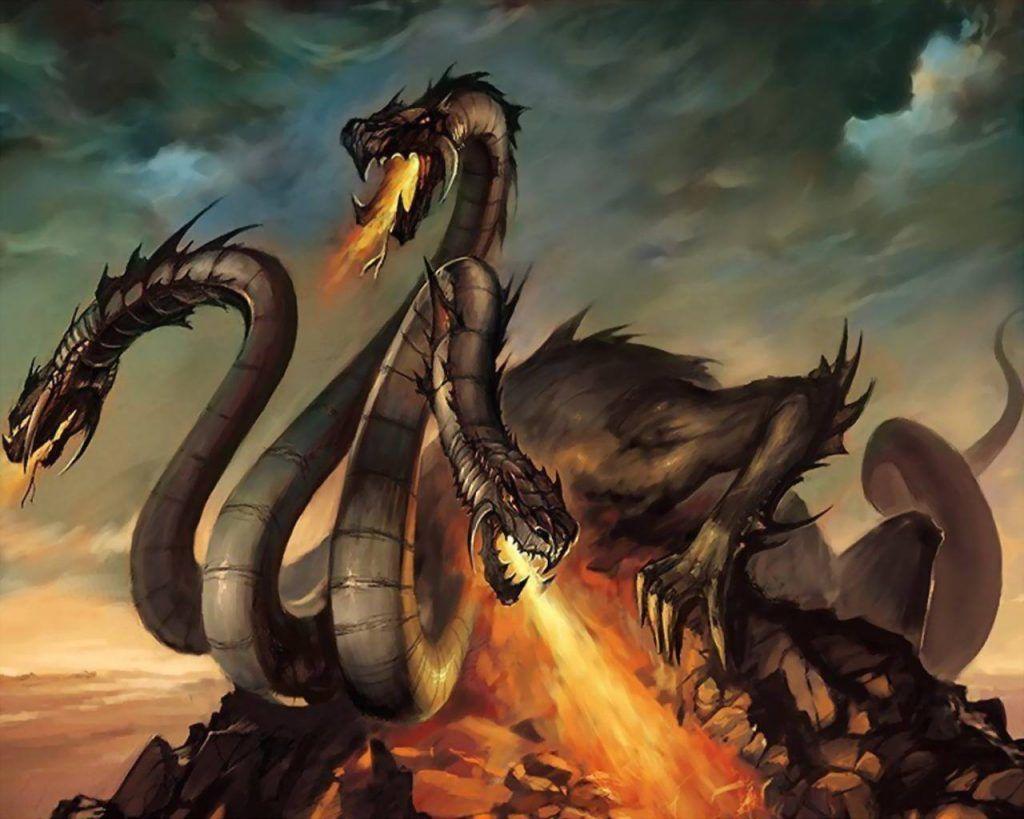 Читать лучшую русскую народную былину Добрыня и Змей